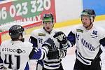 Hokejisté Havířova se radují. V přípravě mají skalp Vítkovic.