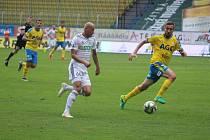 Marek Janečka měl v Teplicích největší šanci zápasu.