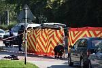 Policie od pondělního rána vyšetřuje vraždu třicetiletého muže v karvinské části Nové Město.