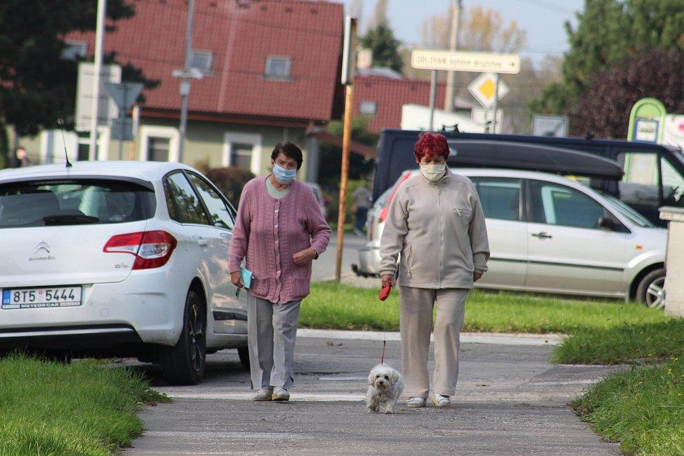 Parkování je v Orlové problém. Všude.