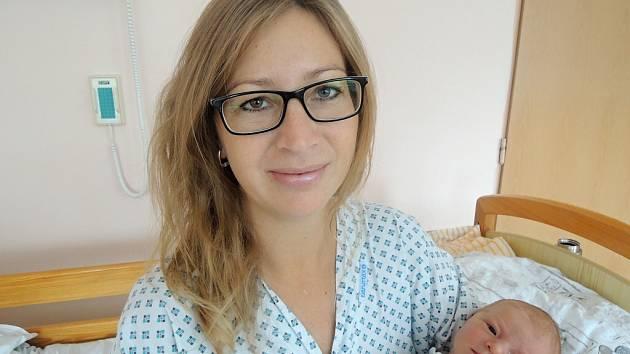 Adéla Zavadzká, 8. října 2016, Havířov, váha: 3,22 kg, míra: 49 cm