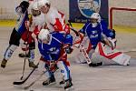 Orlovští hokejisté nedali ani gól.