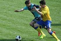 Fotbalové soutěže pokračovaly dalším kolem.