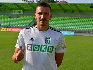 Dávid Guba je další novou tváří v týmu MFK.