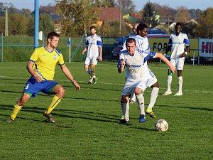 Fotbal: Petrovice - Bohumín