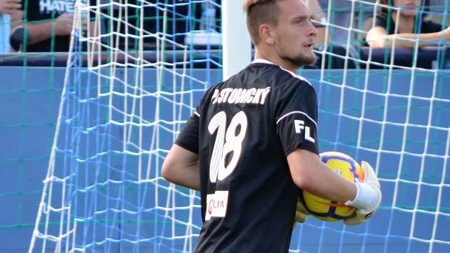 Martin Pastornický, hrdina nedělního duelu na Letné.