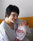 Lucinka se narodila 22. dubna mamince Žanetě Kollárové z Karviné. Po narození holčička vážila 3700 g a měřila 51 cm. Doma se na miminko těší sourozenci Robinek a Natálka.