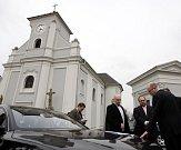 Předseda vlády Bohuslav Sobotka na návštěvě v Moravskoslezském kraji.