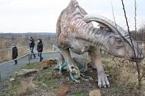 V Dinoparku se nebudou nudit děti ani dospělí.