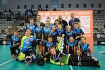 Havířovští chlapci na turnaji v Praze dosáhli na druhé a třetí místo.