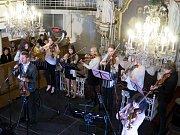 Benefiční koncert v Havířově, pátek 30. listopadu 2018.