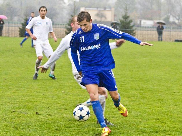 Druhý zápas divizního jara už fotbalistům Petrovic moc nevyšel.