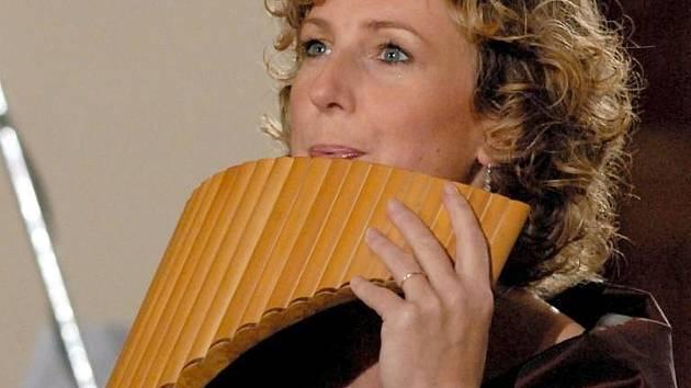 Liselotte Rokyta – Panova flétna (Nizozemí).