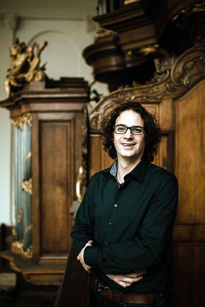 Sander van den Houten – varhany (Nizozemí).