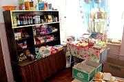ADRA pomáhá dětem a rodinám v Mukačevu a okolí. Bufet školy č. 2 na ulici T.G. Ševčenka v Mukačevu.