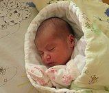 Eliška se narodila 19. dubna mamince Karině Stawarczykové z Karviné. Porodní váha Elišky byla 3100 g a míra 48 cm.