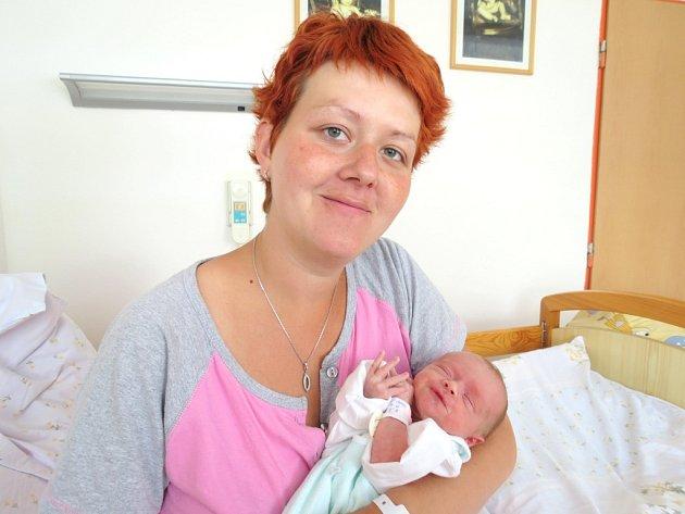 Sofie Krupičková, 11. června 2013, Havířov, váha: 2,41 kg, míra: 48 cm