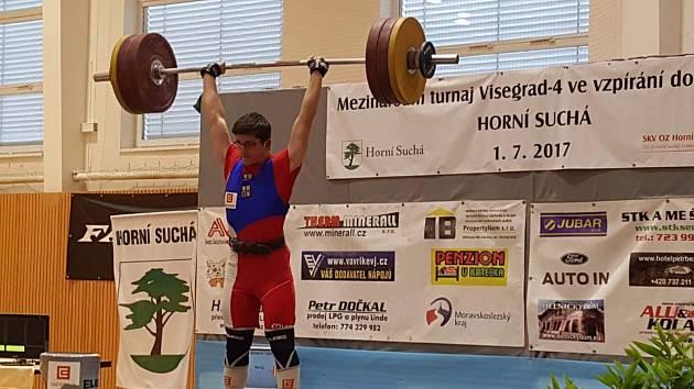 Horní Suchá hostí juniorské mistrovství vzpěračů.