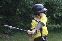 Díky dostavbě pálkařského tunelu mohou děti v Orlové kvalitně trénovat baseball.