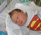 Paní Jana Mrkva z Karviné 28. dubna porodila syna Lukáška. Po porodu chlapeček vážil 2930 g a měřil 46 cm.