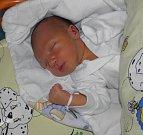 Paní Andree Mikovčákové z Havířova se 10. července narodil syn Michaelek. Po porodu chlapeček vážil 3550 g a měřil 50 cm.