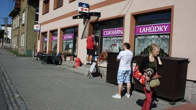 Centrum Dětmarovic.