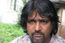 Aktivista Kumar Wishwanathan.