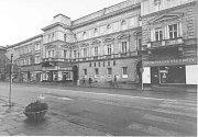 Muzeum Těšínska v 80. letech.
