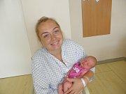 Magdalénka Anlauf se narodila 23.července mamince Kateřině Anlauf z Karviné. Když přišla holčička na svět, vážila 3330 g a měřila 50 cm.