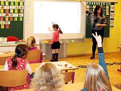 Bohumínští předškoláci mohli tento týden nahlédnout tzv. pod pokličku a zjistit, jak to vypadá ve škole.