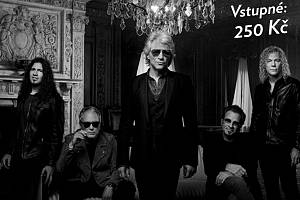 Koncert Bon Jovi z New Jersey bude ke shlédnutí i v Karviné.