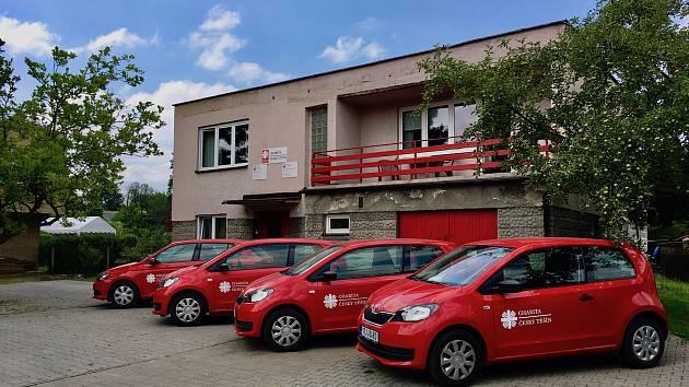 Charita Český Těšín má k dispozici čtyři nová služební auta.