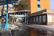 Nemocnice s poliklinikou v Havířově.