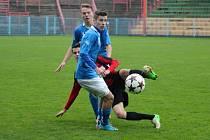 Fotbalisté Havířova vysoko zvítězili.
