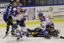 Havířovští hokejisté v sobotu prohráli.