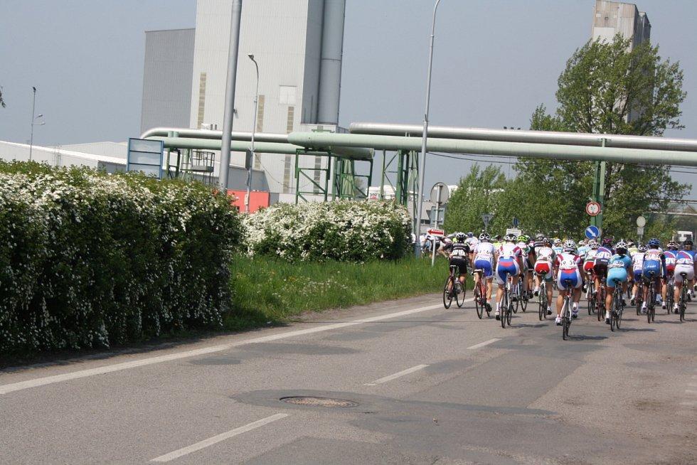 Páteční etapa Gracie odstartovala v Dětmarovicích.