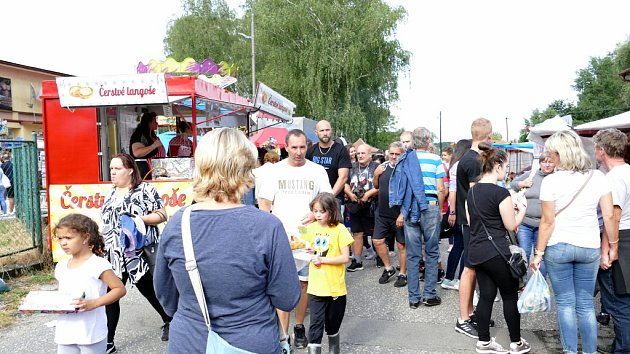 Petřvaldská pouť 2019