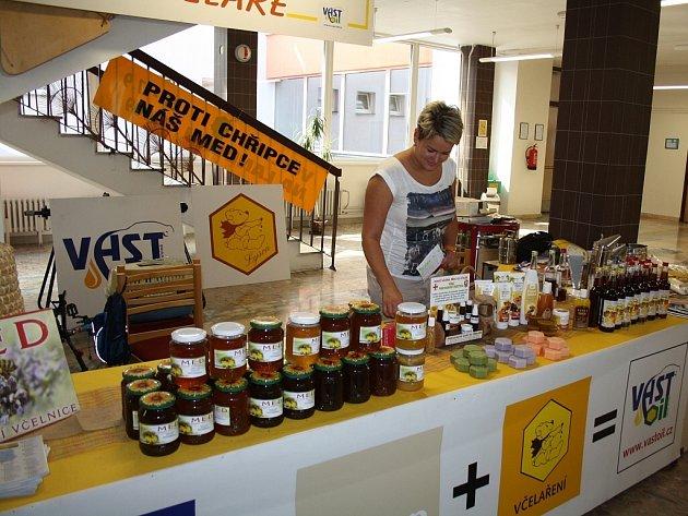Již sedmý ročník tradiční včelařské výstavy proběhl v pátek a o víkendu v prostorách Střední průmyslové školy v Karviné-Hranicích.