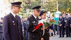 V Těšíně na mostě Přátelství se v pátek konala vzpomínka na polské dobrovolné hasiče, kteří zahynuli při povodni v roce 1970.
