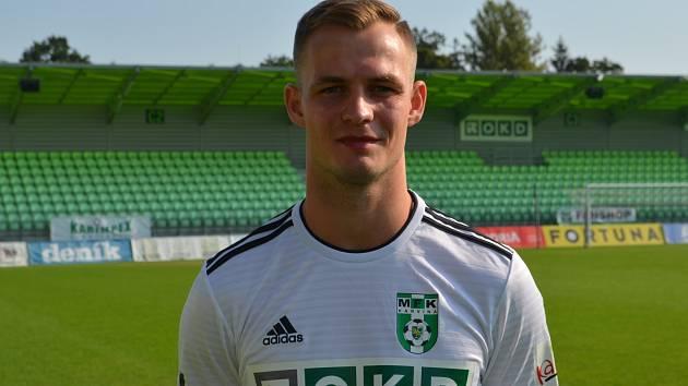 Ján Krivák je další posilou karvinského týmu.