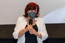 Vedoucí Dobrovolnického centra ADRA Havířova Hana Čadová, získala Cenu města za rok 2020.