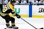Hvězda Bostonu i NHL David Pastrňák.