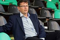 Jan Wolf věří, že před další sezonou se do Karviné podaří přivést nového generálního partnera.