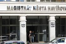 Magistrát města Havířova. Ilustrační foto.