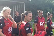 Fotbalistky Havířova v Hodoníně zklamaly v ofenzivě.