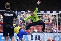 Martin Galia se v brance pohybuje jako pavouk. Je téměř všude, i díky němu si Češi znovu zahrají na evropském šampionátu.
