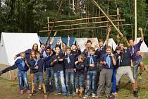 Vodáčtí skauti z Karviné se během letního tábora připravovali na sezonu.