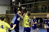 Druholigoví házenkáři MHK Karviná hostí v domácím poháru extraligový Frýdek-Místek.