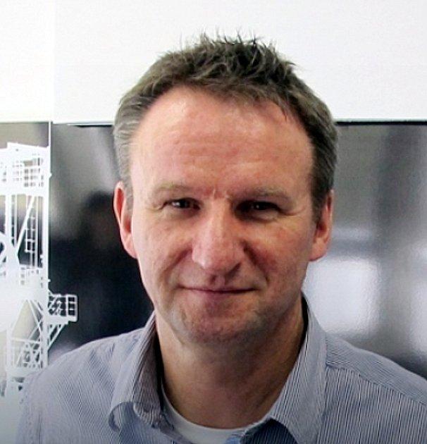 Generální ředitel OKD Michal Heřman.