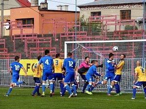 Fotbal: Havířov - Kozlovice